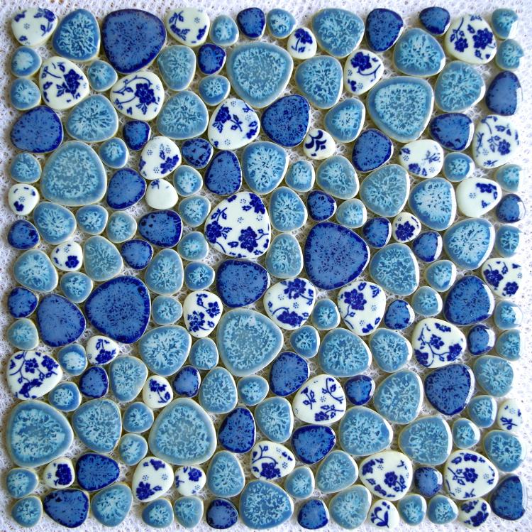 Online kopen wholesale natuurlijke pebble moza eken uit china natuurlijke pebble moza eken - Deco badkamer natuur ...