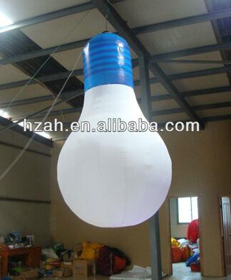 Decorative Inflatable Light Bulb(China (Mainland))