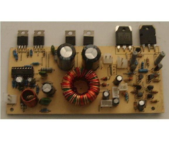Discrete Components Power Amplifier Board DC 12V Mono channel design(China (Mainland))