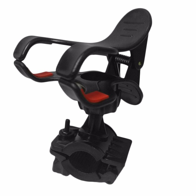360 Degree Universal Motorcycle Bicycle MTB Bike Handlebar Mount Holder For CellPhone For iPhone For GPS