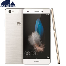 "Original New Huawei P8 Lite Mobile Phone 4G LTE 16GB ROM Hisilicon Octa Core 5.0"" HD 13MP Camera Dual Sim Smartphone(China (Mainland))"