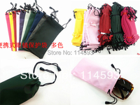 1000pcs waterproof leather plastic sunglasses pouch soft eyeglasses bag glasses case electric item phone mobile phone bag