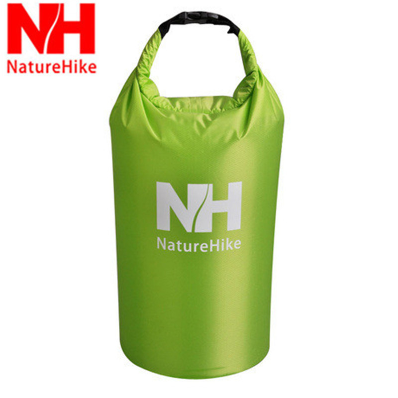 NatureHike 15L 25L Muitifunctional Durable Ultralight Outdoor Travel Rafting <font><b>Camping</b></font> Hiking Swimming Waterproof Bag Dry Bag