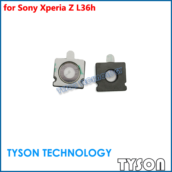 Original for Sony Xperia Z L36h Back Camera Glass Lens Cover Replacements Free Shipping