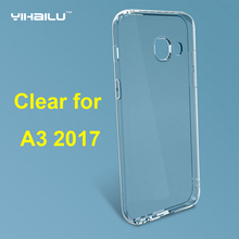 Buy Case Samsung Galaxy A3 2017 Soft TPU Case Transparent Silicone Cover 2017 Samsung Galaxy A3 2017 A320 Slim Phone Cases for $1.34 in AliExpress store