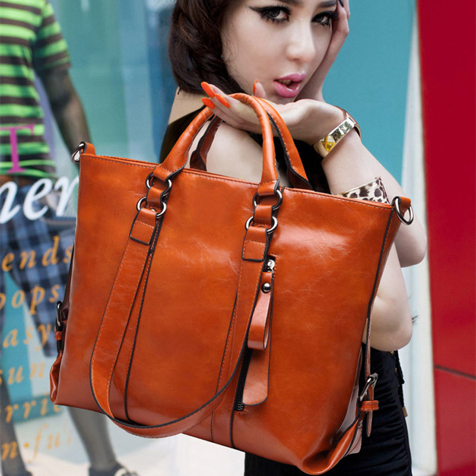 New Arrival Women Bags Handbags Women Famous Brands Vintage Patent Leather Women Big Shoulder Bags Large Capacity Casual Tote(China (Mainland))