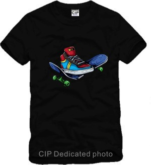 Harajuku dead fly Tide hip hop cartoon Printed Men's T-Shirt T Shirt For Men 2015 New Short Sleeve O Neck Cotton Casual Top Tee(China (Mainland))