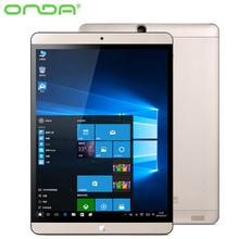 Onda V919 Air CH Intel Cherry Trail Atom X5 Z8300 4GB RAM 64GB ROM 9.7 inch IGZO Screen Windows 10 Bluetooth HDMI(China (Mainland))
