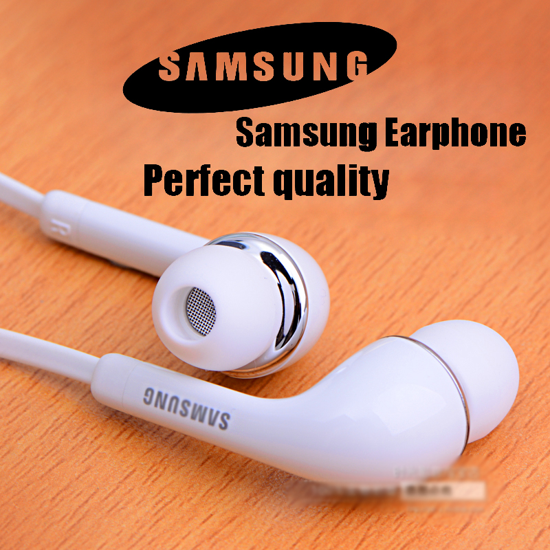 Hot Selling High Quality White In Ear Earphones Earbuds For SAMSUNG GALAXY Note3 S4 S5 N7100