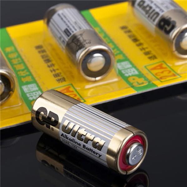 5Pcs GP 23AE GP 23A MN21 A23 V23GA VR22 12V 23A Battery Batteries Newest(China (Mainland))