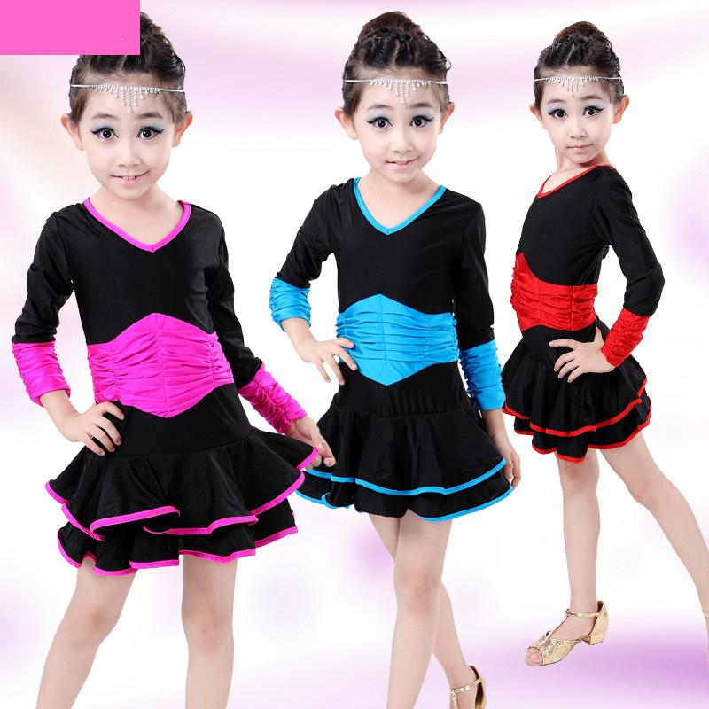 Одежда Для Бальных Танцев Для Детей