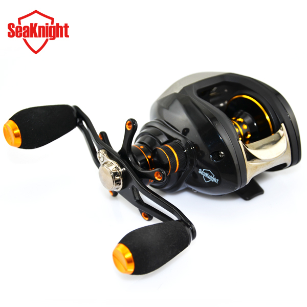 SeaKnight Brand Left Hand Baitcasting Reel SK1200 13+1 Ball Bearings Bait Casting Fishing Reel(China (Mainland))