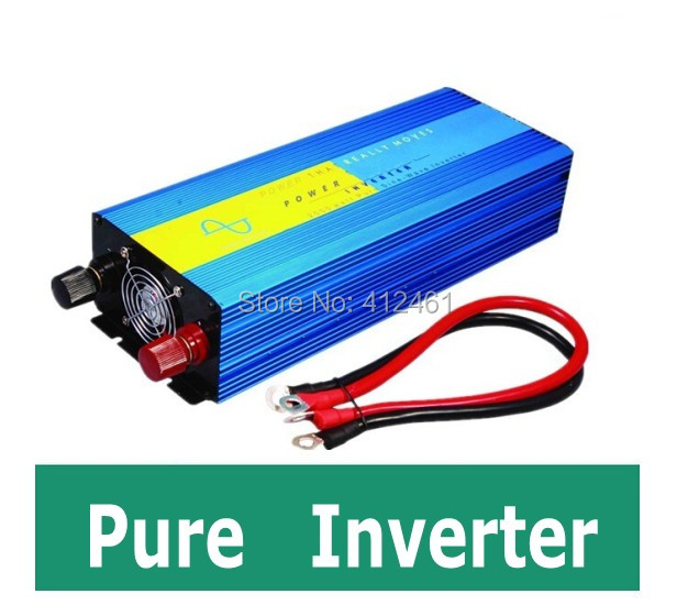 DC-AC-reiner Sinus CE&SGS&RoHS Approved inverter 1500w pure sine wave inversores/inversor, frequency converter 50hz(China (Mainland))