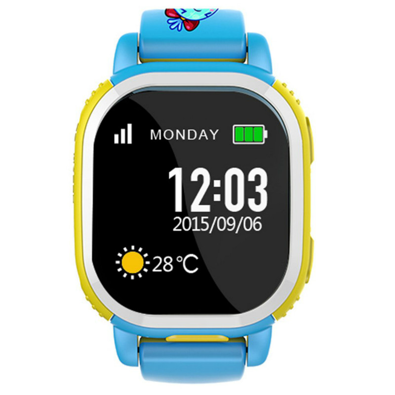 Children Gift GPS Tracker Smartwatch Phone Tencent QQ Watch American Edition Camera LBS Location SOS Pedometer Alarm Weather(China (Mainland))