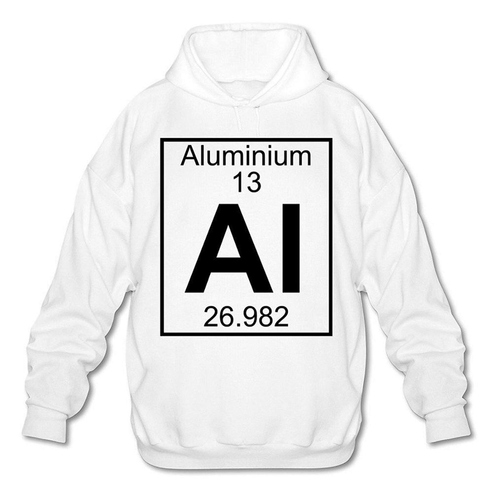 2017 Men's Element 13 - Al (aluminium) - Full Long Sleeve Hoodie Black High Quality Warm Hooded Sweatshirts Free Shipping(China (Mainland))