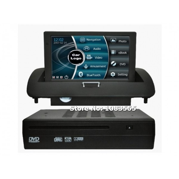 Volvo C70 2006: For Volvo C70 2006 2013 Car GPS Navigation DVD Player With