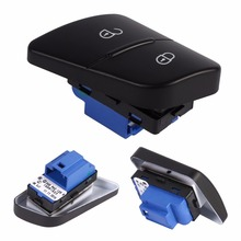 Buy LH Driver Side Car Door Lock Switch Central Locking Button VW Passat 2006-2011 B6 3C LH Driver Side Car Door Lock Switch for $3.15 in AliExpress store