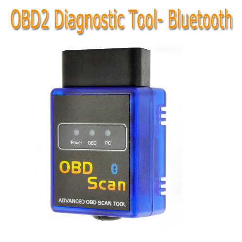 Mini Bluetooth ELM/327 OBD-II ODB OBD2 Auto scan tool Scanner code reader car , - All The Best Goods store