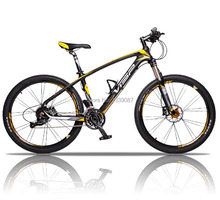 Carbon Fiber Mountain Bike 17 X 26 inch 27 Gears VS 6.0 Air Lock out Fork M335 Mineral Oil Hydraulic Brakes Carbon Fiber Bicycle