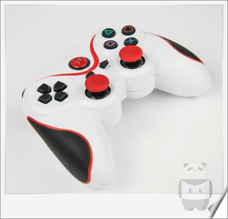 2pcs/lot Wireless Bluetooth Joystick Controller for PS3 Game- E.S.000004(China (Mainland))