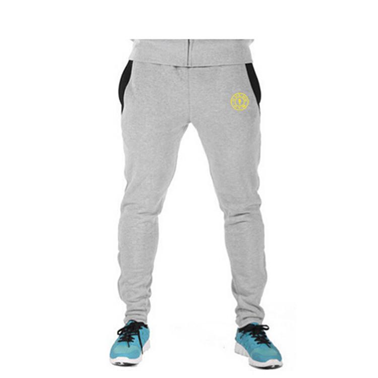 2015 New Fashion Sports Tracksuit Bottoms Golds Gym Mens Pants Jogging Sweatpants Trousers Calca Masculina Pantalon