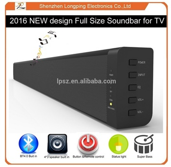 3D TV Soundbar Bluetooth Speaker subwoofer sound bar loudspeakers for home theater speaker system wall home stereo system