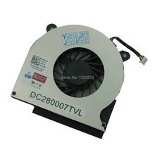 Laptop fan New For Dell E6410 CPU Cooling Accessories Replacement Parts Wholesale (F218-HK)