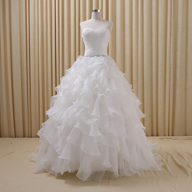 aliexpress buy real picture gown wedding dress