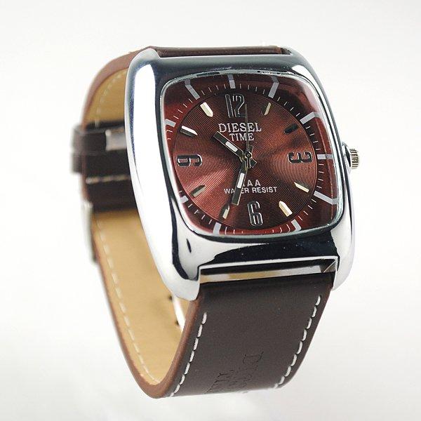 New-arrival-Fashion-leather-Strap-cheap-quartz-watches-men ...