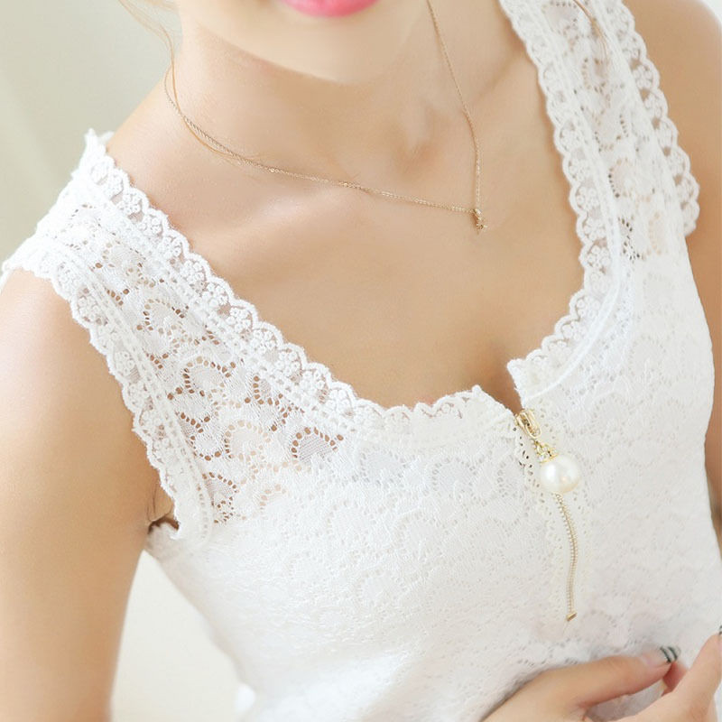 Elegant Together Lace Blouse  Tops  Womens  Witt