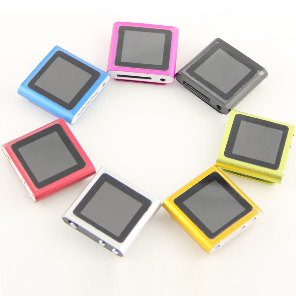 "Cheapest Good Quality 1.5"" Touch LCD 16GB MP4 Player Free Shipping(China (Mainland))"