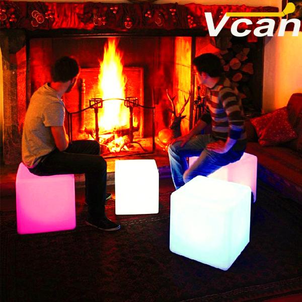 "16"" Big LED Cube Light Furniture(China (Mainland))"