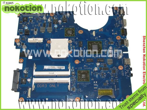 BA92-07592A Laptop Motherboard for Samsung R525 AMD SOCKET S1 with AMD graphic card DDR3 Mainboard(China (Mainland))