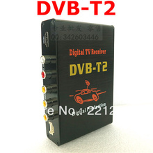 Hot-selling car trainborn dvb-t2 car digital hd tv set top box receiver