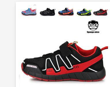 Foreign trade the original single children shoes baby baby private label size between han edition sports shoes(China (Mainland))
