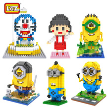 Double Eleven Hot Products Block Diamond Building Blocks Action Figure 3D Bricks Toys Small Yellow Two Random Delivery91609161