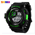 Skmei Brand Men Sports Watches LED Military Watch Casual Digital Watch Multifunctional Wristwatches 50M Waterproof Outdoor