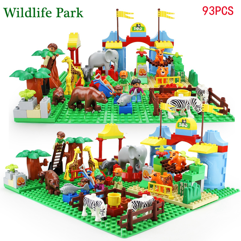 achetez en gros lego duplo zoo en ligne des grossistes lego duplo zoo chinois. Black Bedroom Furniture Sets. Home Design Ideas
