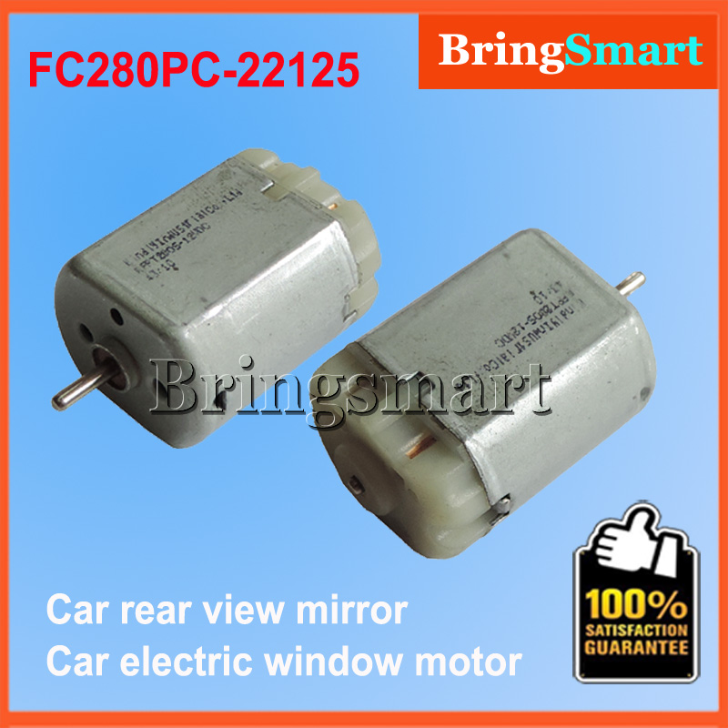 Fc280 Pc 22125 Dc Electric Motor For Vehicle Power Window