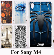 Buy Silicon & Plastic Mobile Phone Case Sony Xperia M4 Aqua E2303 E2353 E2306 Dual E2333 E2363 E2312 M4Aqua 5.0'' Cover Skin Bag for $1.46 in AliExpress store