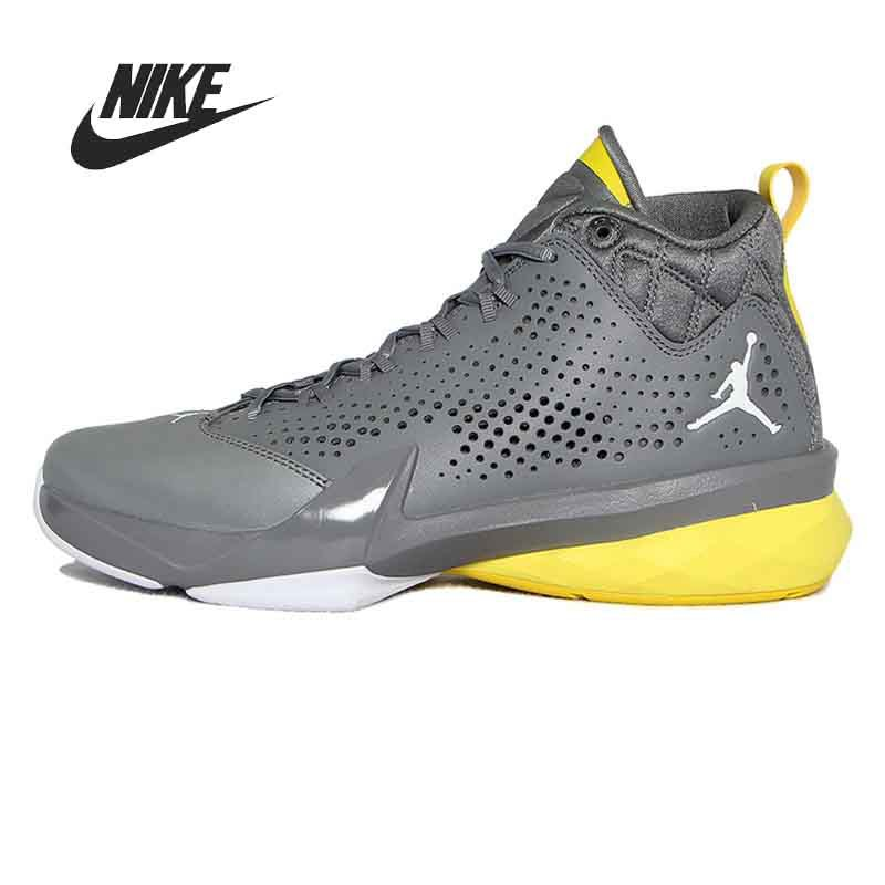 100% original New 2015 Nike JORDAN FLIGHT TIME 14.5 X men's basketball shoes 682867-070 sneakers free shipping(China (Mainland))