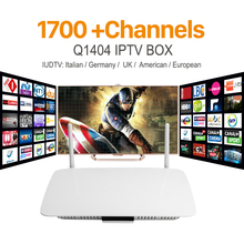 Buy Smart Android Europe Arabic IPTV Box HDMI Arabox 1700+ IPTV Arabic TV Box Live Stream Sports Media Player Set-top Box Streamer for $61.59 in AliExpress store
