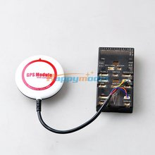 NEW High Precision Ublox NEO-M8N GPS Module Built-in Compass with Shell & Folding Support for APM 2.6 2.8/PIXHAWK PX4 PIX4