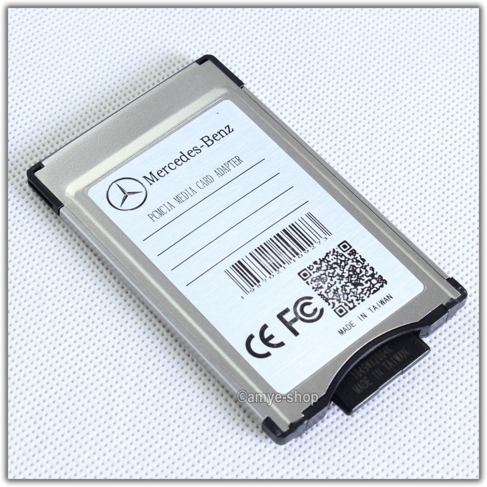 Buy genuine pcmcia multi card reader for for Pcmcia card for mercedes benz