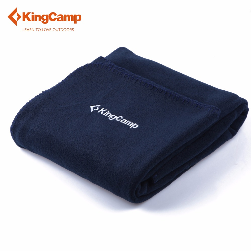 KingCamp Portable Durable Soft Warm Easy to Care Fleece Blanket for Traveler, Bed , Recliner or Couch Rest, 160 *130cm(China (Mainland))