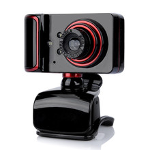 High quality new cheap USB 2.0 HD Webcam Video Web Cam Camera 30 MP Megapixel with microphone PC Laptop desktop HD free shipping