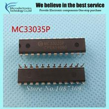5PCS free shipping MC33035P MC3305 DIP-24 Motor / Motion / Ignition Controllers & Drivers DC Brushless Motor new original (China (Mainland))