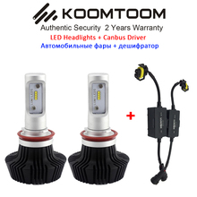Buy K7S LED Canbus Decoder Error Free Car Headlight H8 H11 Led Bulb 9005 9006 9004 9007 H4 H7 Car LED Headlight Bulb White 6000K for $17.28 in AliExpress store