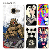 Buy CROWNPRO A5 2016 FOR Samsung Galaxy A5 2016 Case Cover A510 A510F A5100 Printing Phone Back Protector FOR Samsung A5 2016 Case for $1.14 in AliExpress store