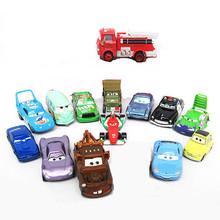 1pcs The Pixar Cars Metal king car Sheriff Alloy/Plastic Diecast Toy Car 1:55 Quality goods brand kids toys(wanju023)(China (Mainland))